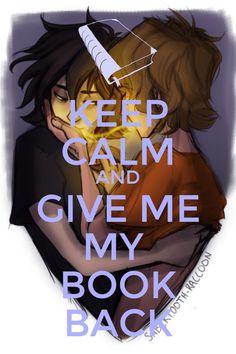 I need my books
