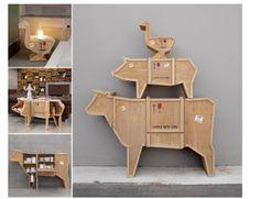 Sending Animals design:  Marcantonio Raimondi Malerba