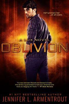 Oblivion By: Jennifer L. Armentrout (Lux, #1.5)