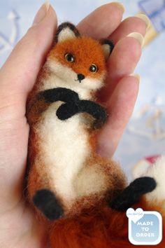 red fox custom miniature