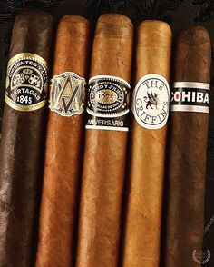Cigars of the Night's Watch Sampler including Partagas 1845 Black Label, Avo Classic, Romeo Y Julieta Aniversario, The Griffin's, and Cohiba Black Whisky, Cigars And Whiskey, Pipes And Cigars, Buy Cigars, Good Cigars, Cuba Cigar, Cigar Art, Cigar Accessories, Cigar Sampler