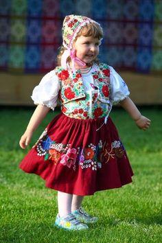 Folk Costume, Costumes, Folk Clothing, My Heritage, Czech Republic, Harajuku, Culture, Embroidery, Womens Fashion