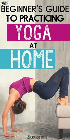 This is the best beginners guide to learn about how to start your at home yoga practice. Start here to learn more about yoga and make a difference with your body. Learn Yoga, How To Do Yoga, Yoga Fitness, Yoga Routine For Beginners, Home Yoga Practice, How To Get Abs, Beginner Yoga, Workout Music, Yoga At Home