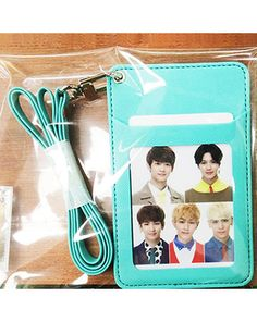 K2POP - [SM OFFICIAL GOODS] SHINEE OFFICIAL GOODS : SHINEE CARD CASE