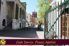 Pasaż Apollo. Poznań <3 #Poznań #Pasaż #Apollo #PasażApollo #Sorrir