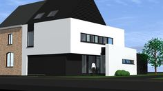 Moderne woning - Architect4projects