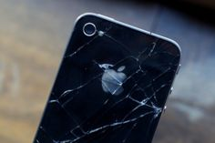 How to replace broken glass on iphone4