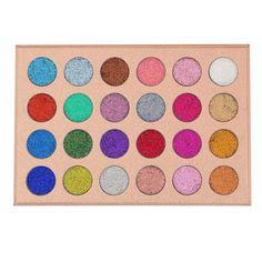 ES16 Galaxy Glitter Palette from Kara Beauty. $34.99.