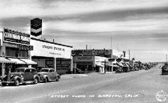 Barstow, California, 1938