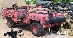 Армейские версии Land Rover Defender — Журнал «4х4 Club»