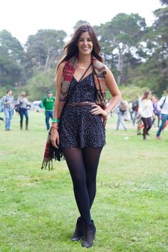 Festival Fashion! 12 Sizzling Snaps From Outside Lands