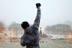 Rocky; written in 3 days and still wins an Oscar