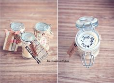 Mariage petit budget : des bougies pour vos invités - La Mariée en Colère
