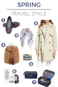 134532969 Jump into Spring Travel Style with these Fabulous Finds- get the latest  fashion trends and