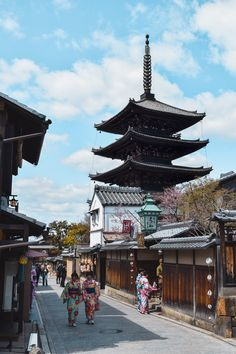 Buddhist Temple, Cherry Blossom Season, Bamboo Tree, Famous Places, Great View, Kyoto, Big Ben
