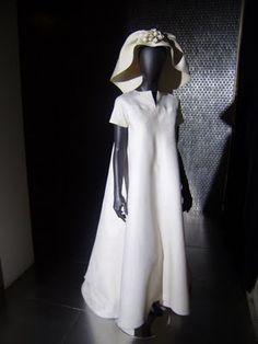 Balenciaga  Vestido de novia