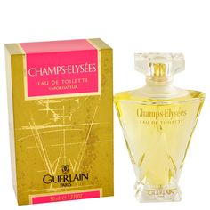Champs Elysees Perfume by Guerlain Eau De Toilette Spray