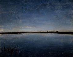 Starry night by Józef Chełmoński, 1888 (PD-art/old), Muzeum Narodowe w Krakowie (MNK)