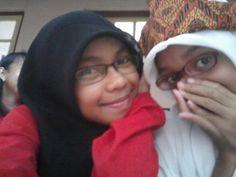 Me with Fidah... #HUTSMP1#latepost#pinit#followme