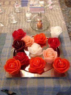 rose (candele)