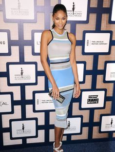 2 19 15 - Chanel Iman at the 2015 Essence Black Women in Hollywood Luncheon  in Beverly Hills b4bda2aa4c9