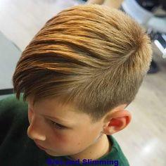 Haircut Style hard part haircut styles Medium Fade Haircut, Medium Hair Cuts, Long Hair Cuts, Medium Undercut, Thin Hair, Boys Haircut Styles, Haircut Men, Haircut Short, Undercut Pompadour