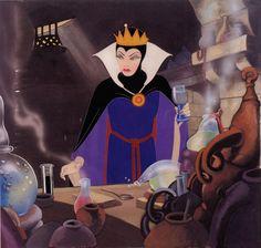 stills original evil queen disney - Google Search