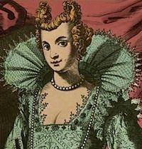 Venetian Courtesan 16th C.