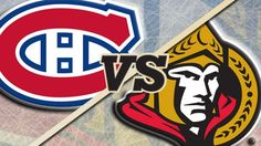 Montreal Canadiens Vs Ottawa Senators: Players List, Short Overview & Live Telecasters - http://www.tsmplug.com/hockey/montreal-canadiens-vs-ottawa-senators-players-list-short-overview-live-telecasters/