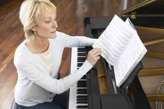 Get information on how to practice difficult piano pieces. Improve your knowledge on this and find out more about piano & keyboards with Idiot's Guides.