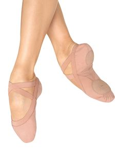 Child Pro Elastic Ballet Shoe S0621G (MFA)