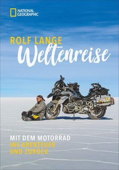 Buy Weltenreise: Mit dem Motorrad ins Abenteuer und zurück by Rolf Lange and Read this Book on Kobo's Free Apps. Discover Kobo's Vast Collection of Ebooks and Audiobooks Today - Over 4 Million Titles! National Geographic, Roadtrip, Sci Fi, Books, Movies, Movie Posters, Products, Time Out, Authors