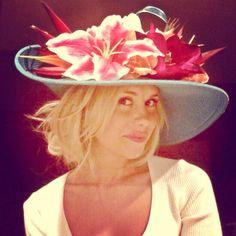 FUN DERBY HAT!! #AfternoonCrowns