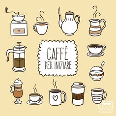 Caffè per iniziare