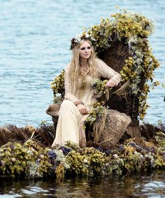 Viking wedding, Helga & Floki