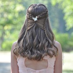 """braids & hairstyles on Instagram: """"Butterfly Braid on my cousin inspired by @braidsandstyles12 & @aurorabraids ☺️ Twinning today with @leahbraids! """""""