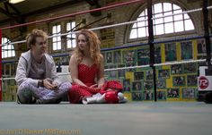 Carrie Hope Fletcher and Alex Day