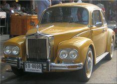 Rolls Royce Beetle