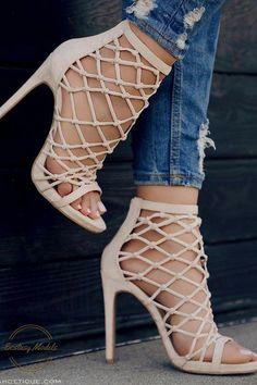 "fc76a0f5 SERVING IT Hot This Season! ""Serving It"" Heels by lolashoetique heels  classy #"