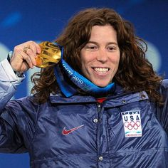 Here in America, people either love Shaun White or they hate him..skier
