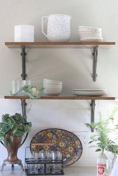 shelves - From kinfolk magazine
