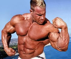 Great Bicep shot. For information on bodybuilding:http://www.themusclehut.com