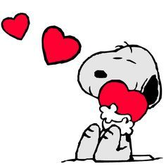 peanuts valentine coloring pages - Google Search