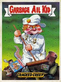 Garbage Pail Kids In Print CRACKED Magazine | GEEPEEKAY