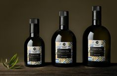 L'Olio Biologico Cuonzo on Packaging of the World - Creative Package Design Gallery