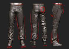 Картинки по запросу jeans zbrush