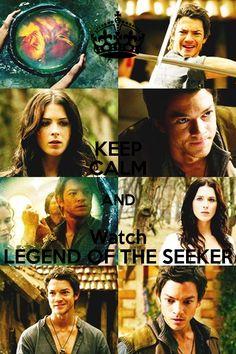 keep calm legend of the seeker