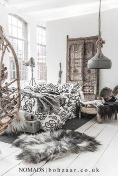 ... by bohzaar ... Bedroom decor