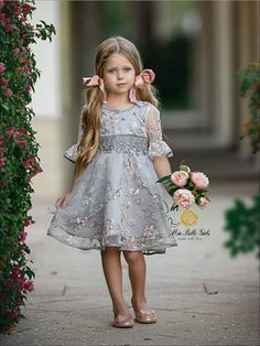 fcd6ea167ac75 20 Best Girls Holiday and Christmas Dress images in 2018   Christmas ...