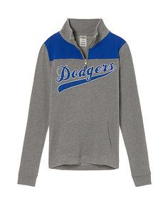 6125c973f39 Los Angeles Dodgers Perfect Quarter-Zip Toronto Blue Jays